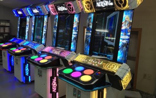 Neon FM™ Arcade, Andamiro Model